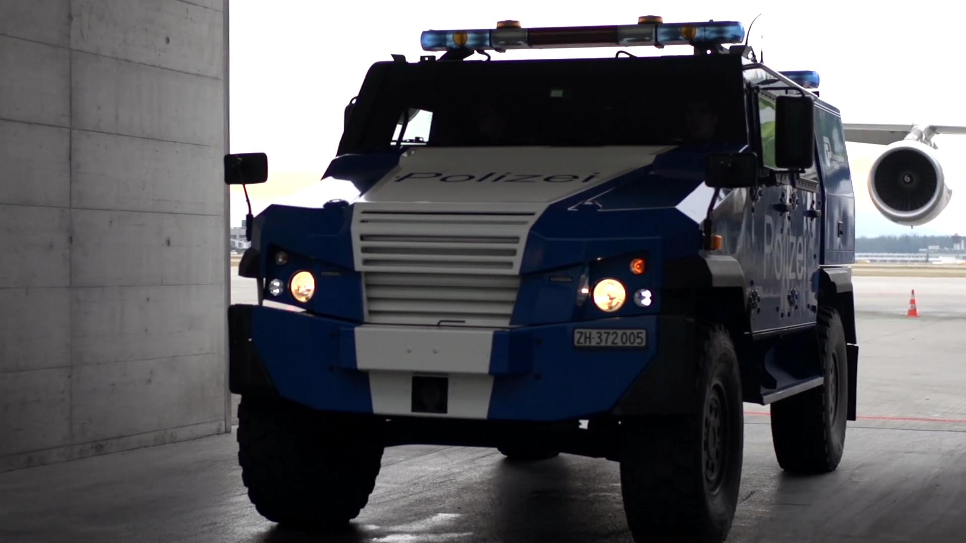 Kantonspolizei Zurich